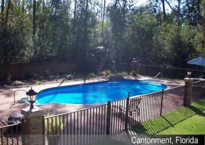 Inground Pool Services Cantonment FL