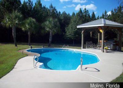 Inground Pool Services Molino FL