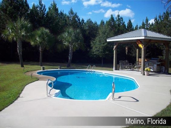 Inground Pools Holcomb Swimming Pools