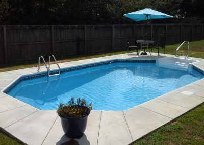Inground Pool Liner Replacement Cantonment FL