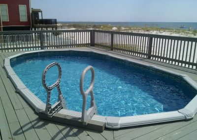 Above Ground Pool Services Pensacola FL