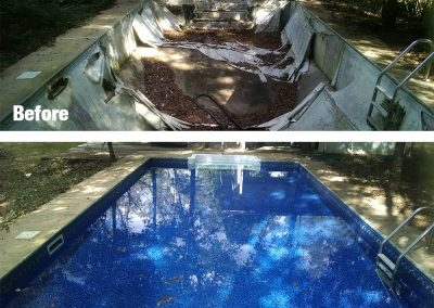 Inground Pool Remodels