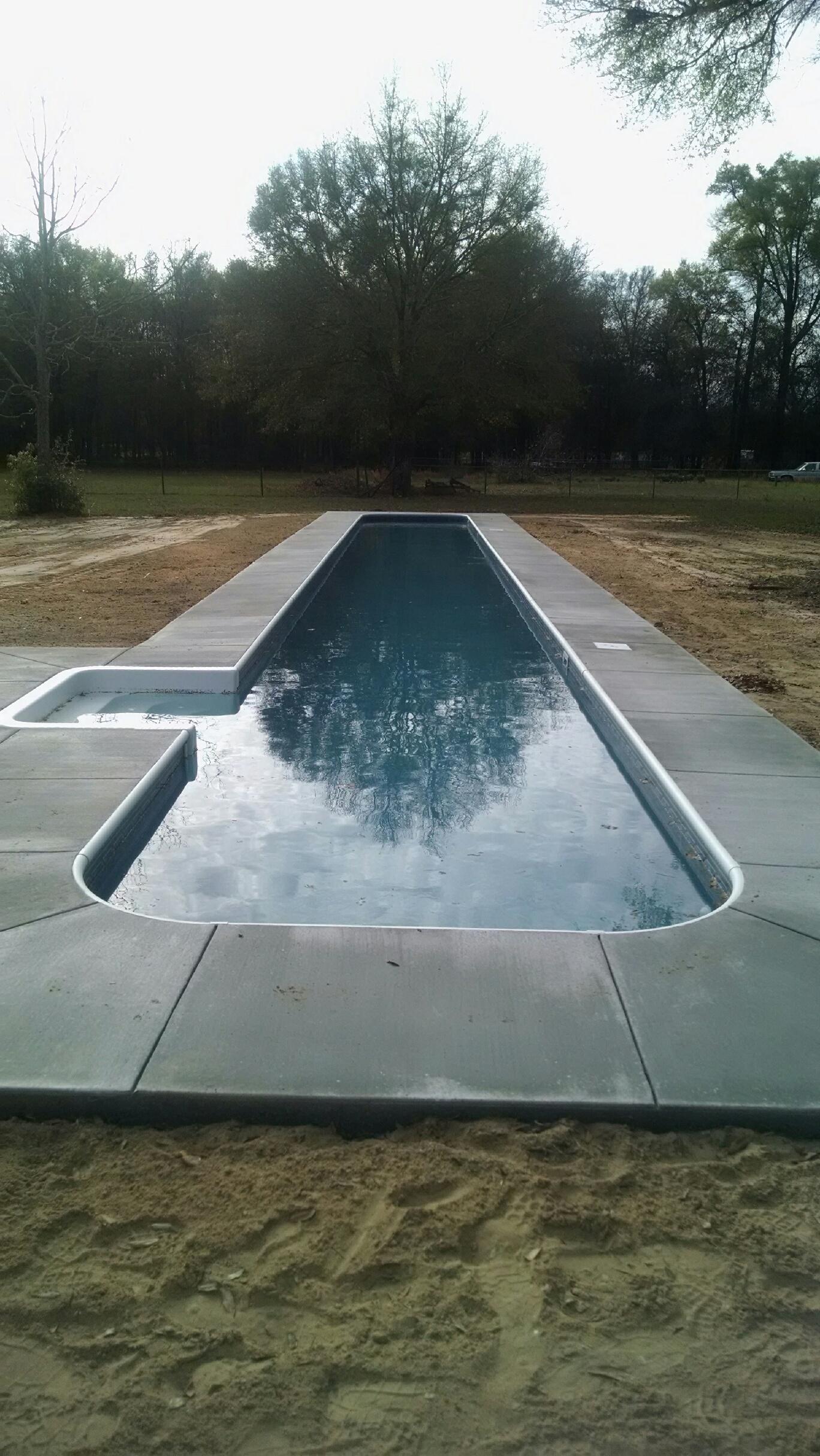 Inground Pool Construction Pensacola FL
