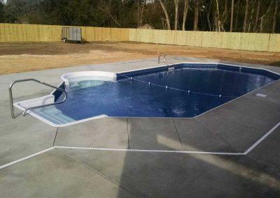 Inground Pool Installation Cantonment FL